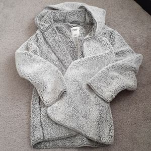 Victoria Secret Sherpa with pockets